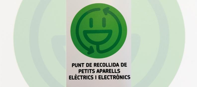 Campanya recollida d'aparells elèctrics